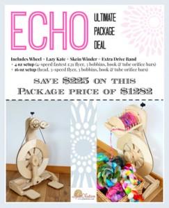 ECHO+Ultimate+Package+Deal
